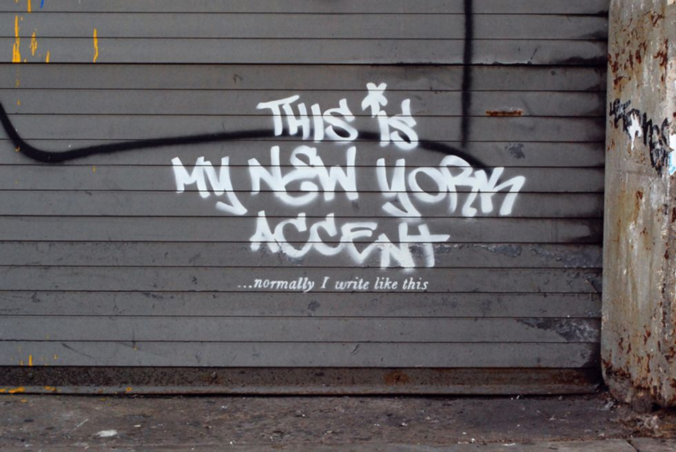 Banksy Is Having a Month-Long Show On the Streets of New York