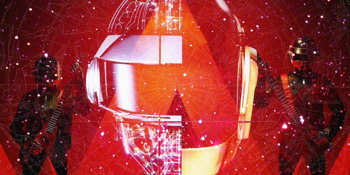 The Astrology of Daft Punk's Break Up