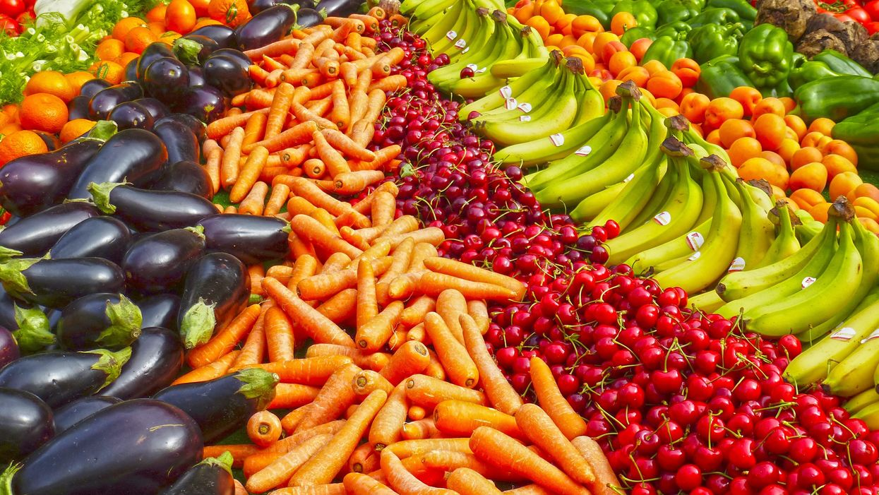Harvard study finds perfect blend of fruits and vegetables to lower risk of death