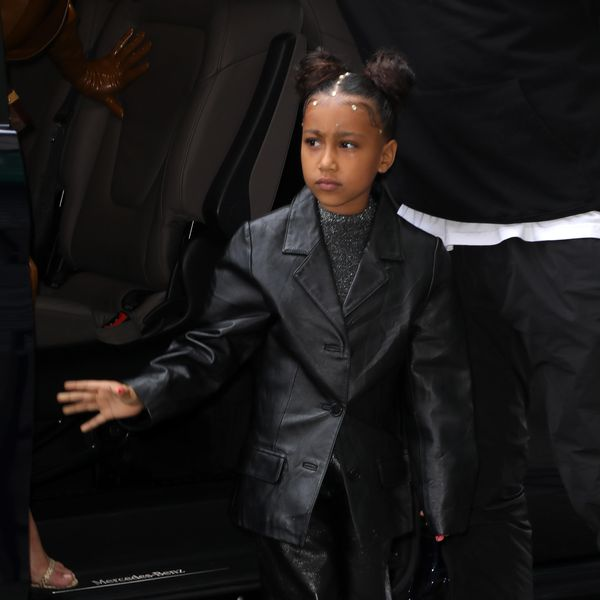 North West's New Lizard Has Custom Skims and You Don't