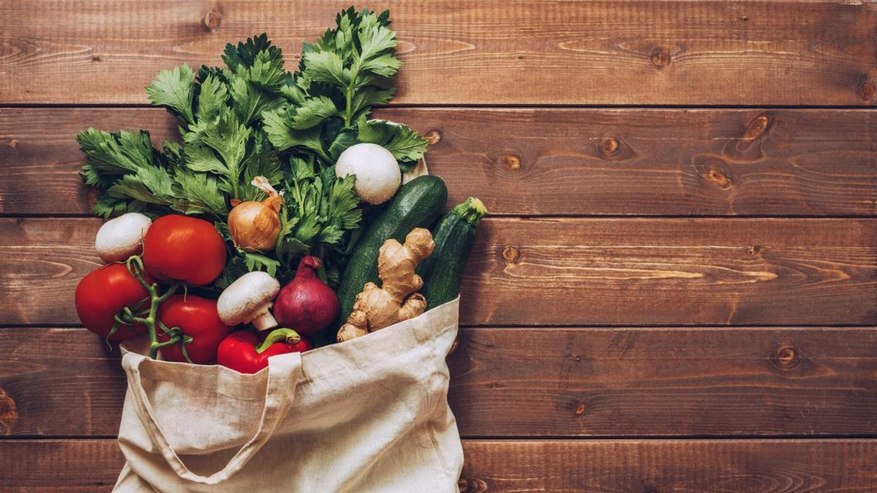 4 Eco-Friendly Reusable Produce Bags