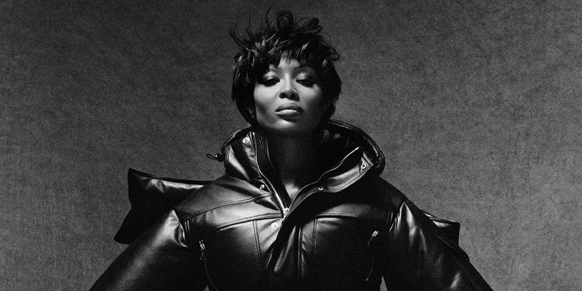 Naomi Campbell Gives a First Look at Hood By Air's Relaunch