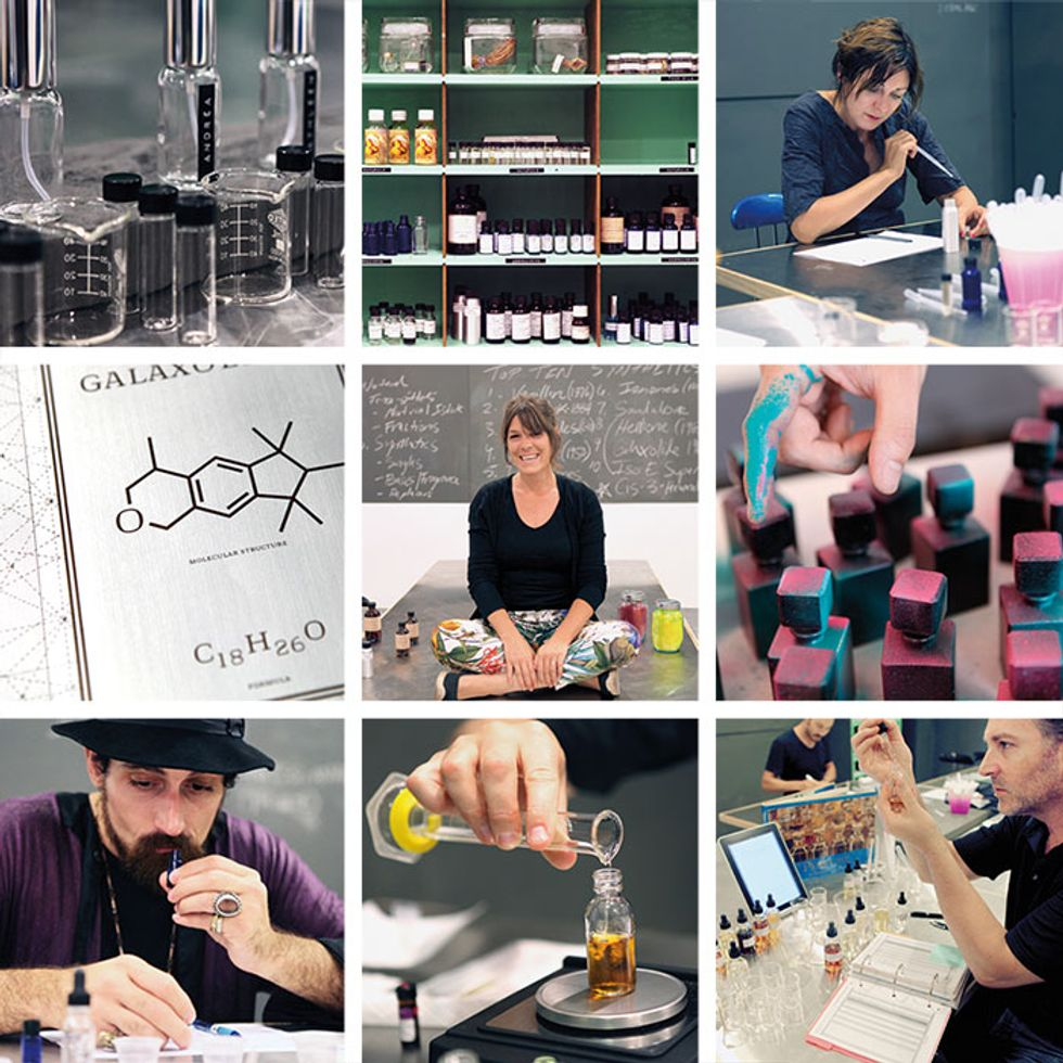 The Institute of Art and Olfaction