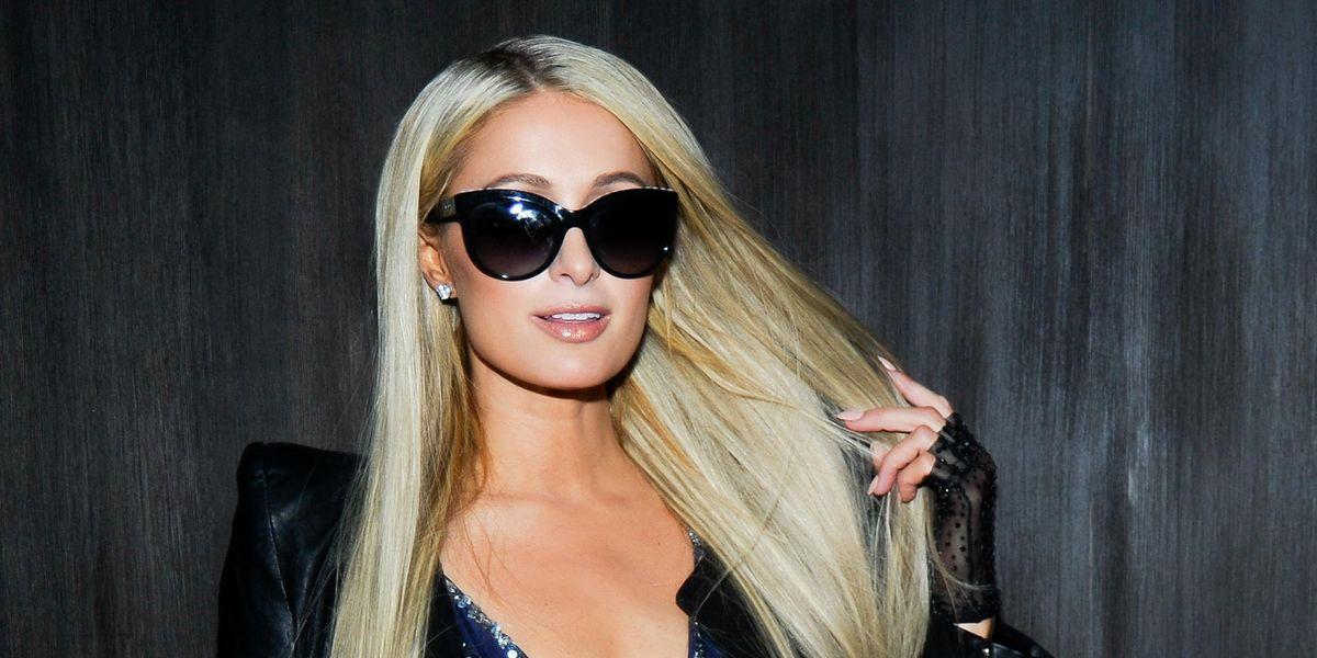 Paris Hilton Celebrates School Abuse Bill Passing