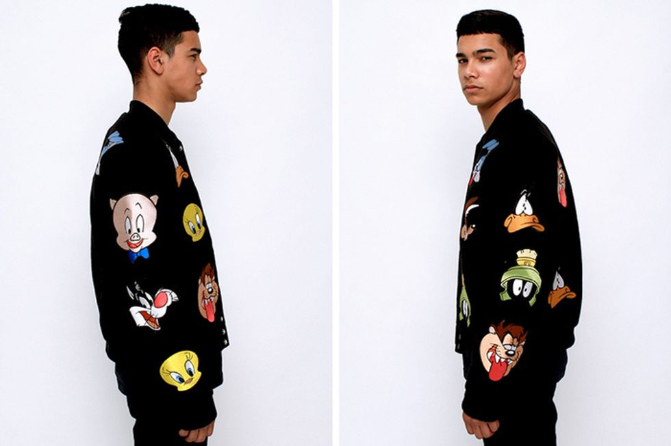 The New Looney Tunes X Lazy Oaf Collection Is Here and We'd Definitely Wear It