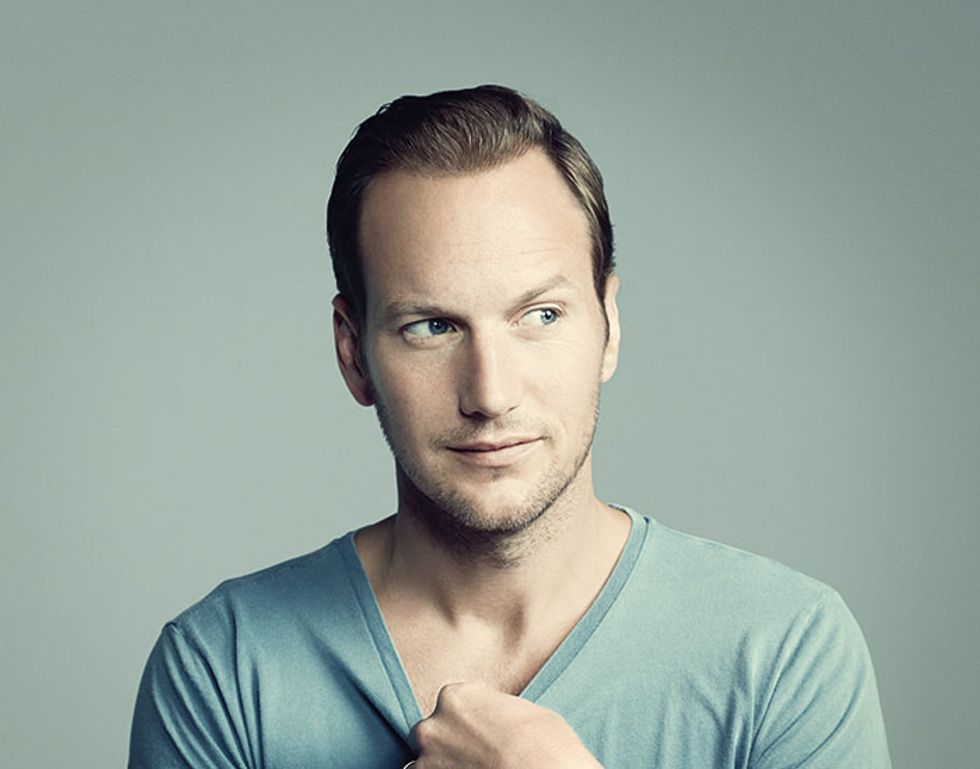 Patrick Wilson is Haunted in Insidious, Has On-Screen Sex in Girls and Still Gets Home for Dinner.