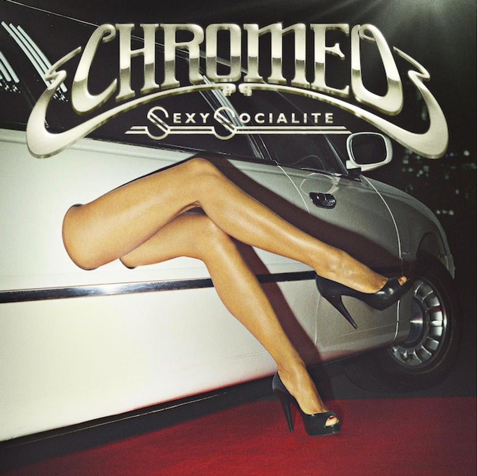 "Chromeo Release ""Sexy Socialite"" -- A Song Near and Dear to Our Hearts"