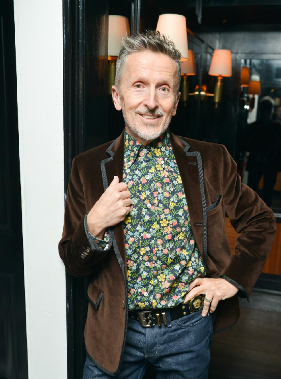 Simon Doonan On the Relationship Between Salami and Fashion