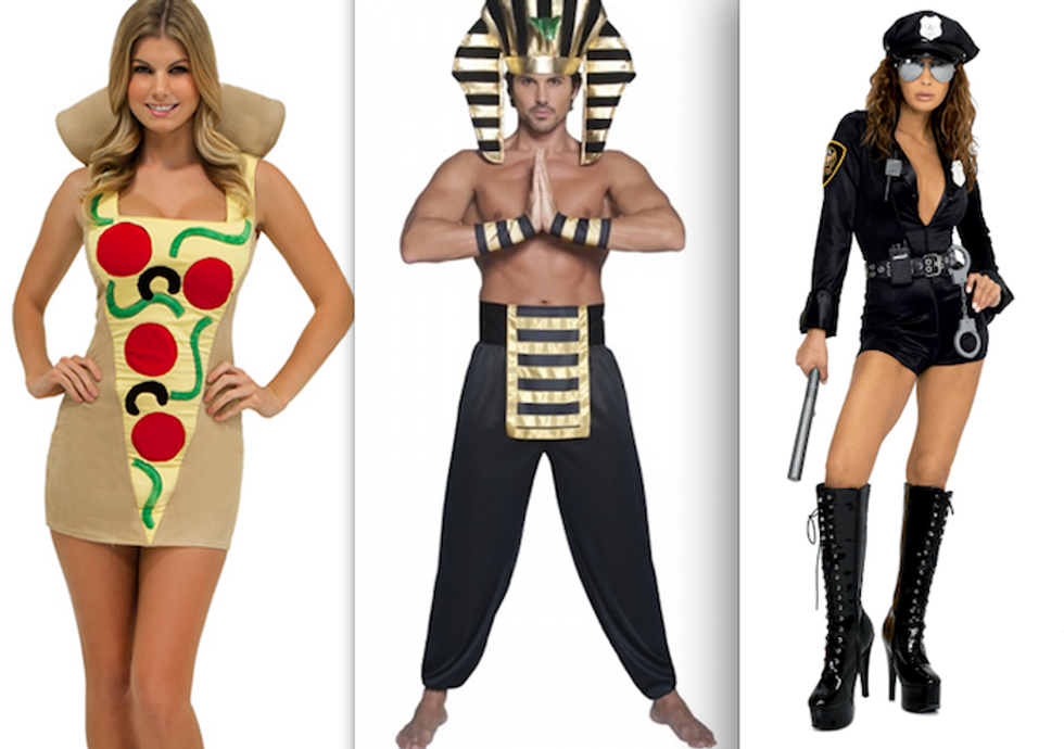The Evolution of Sexy Halloween Costumes, According to Elvira, Pat Field + More