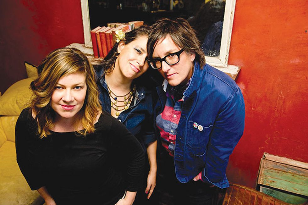 Luscious Jackson Are Still the Coolest