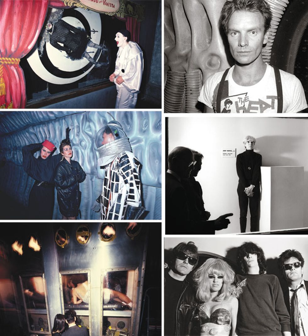 A Look Back At Area, the '80s Club That Turned Partying Into An Art.