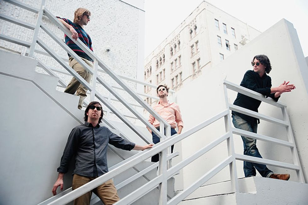 Aussie Space Rock Kings Cut Copy Return to Their Raver Roots