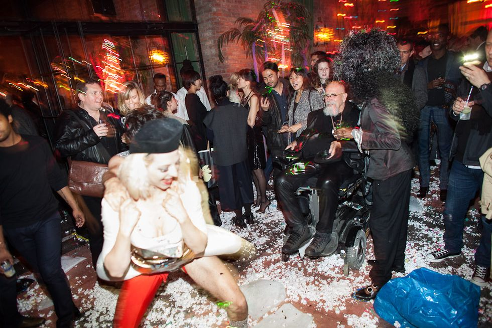 Cuckoo Crazy Arty Party Area Returns For One More Bash