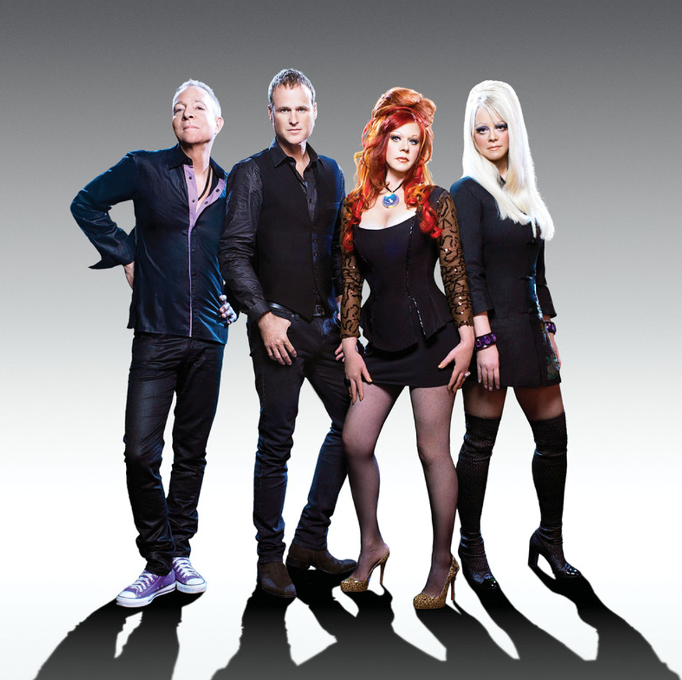 """The B-52s' Fred Schneider: New York Is a """"Corporate-Gilded Ghetto"""""""