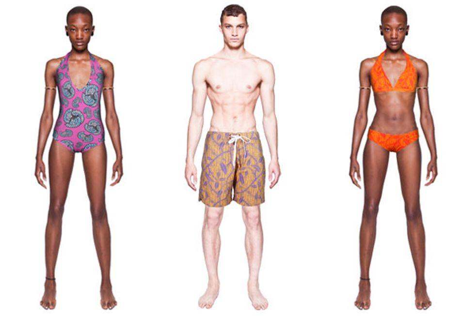 Bantu Surf: Badass Swimwear From Ethiopia