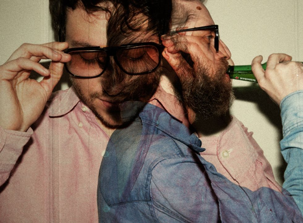French Duo Acid Washed On The Breakfast Club and Miley Cyrus