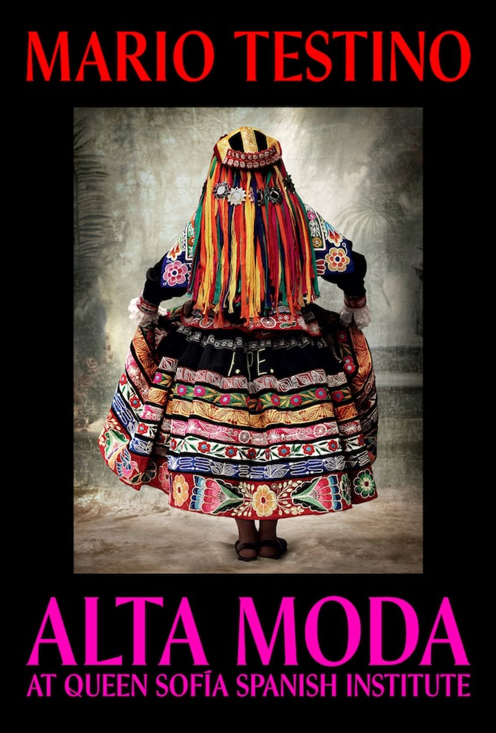 Check Out Stunning Photos from Mario Testino's New Exhibit, Alta Moda