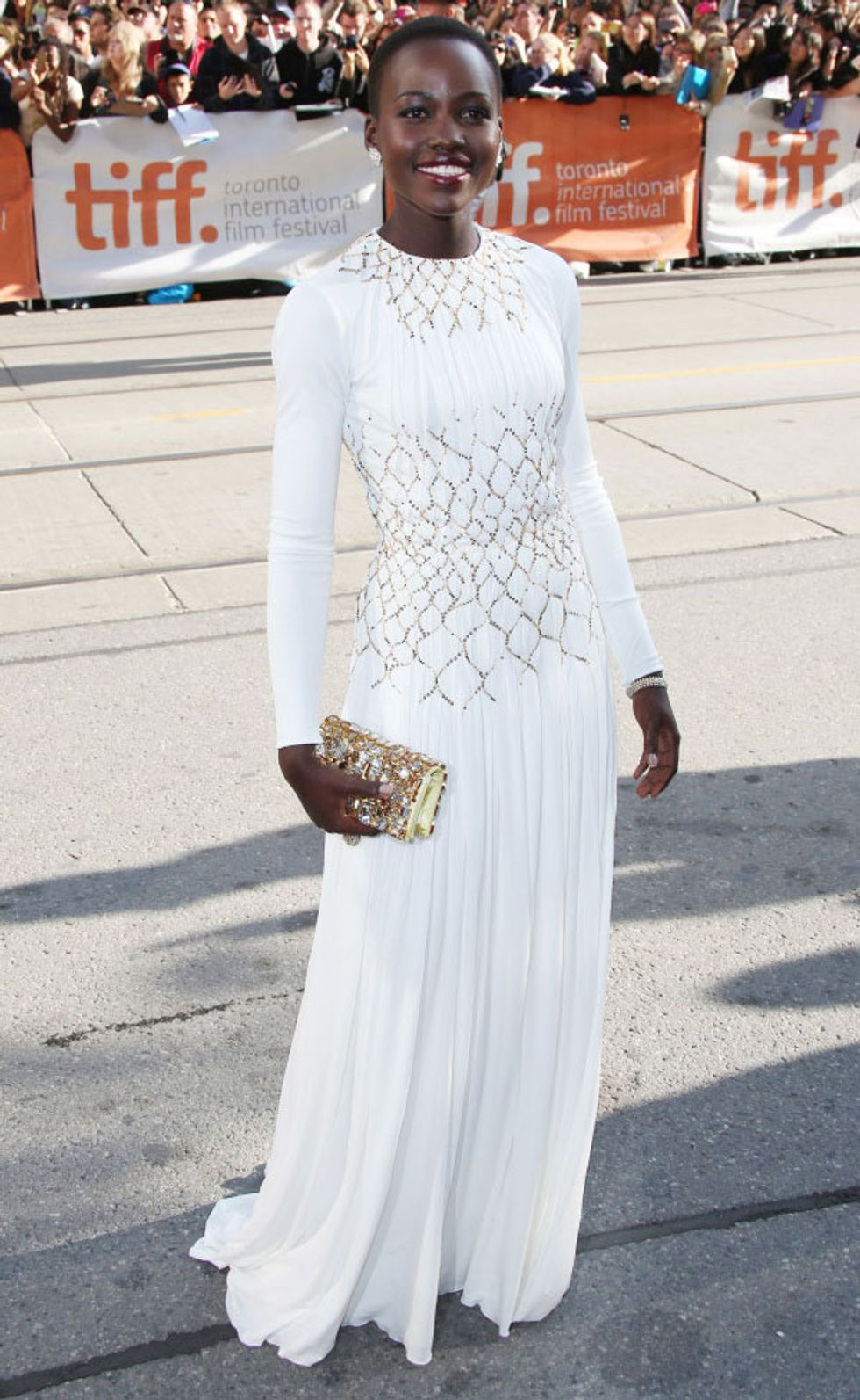 Why Actress Lupita Nyong'o Is Our New Favorite Red Carpet Star