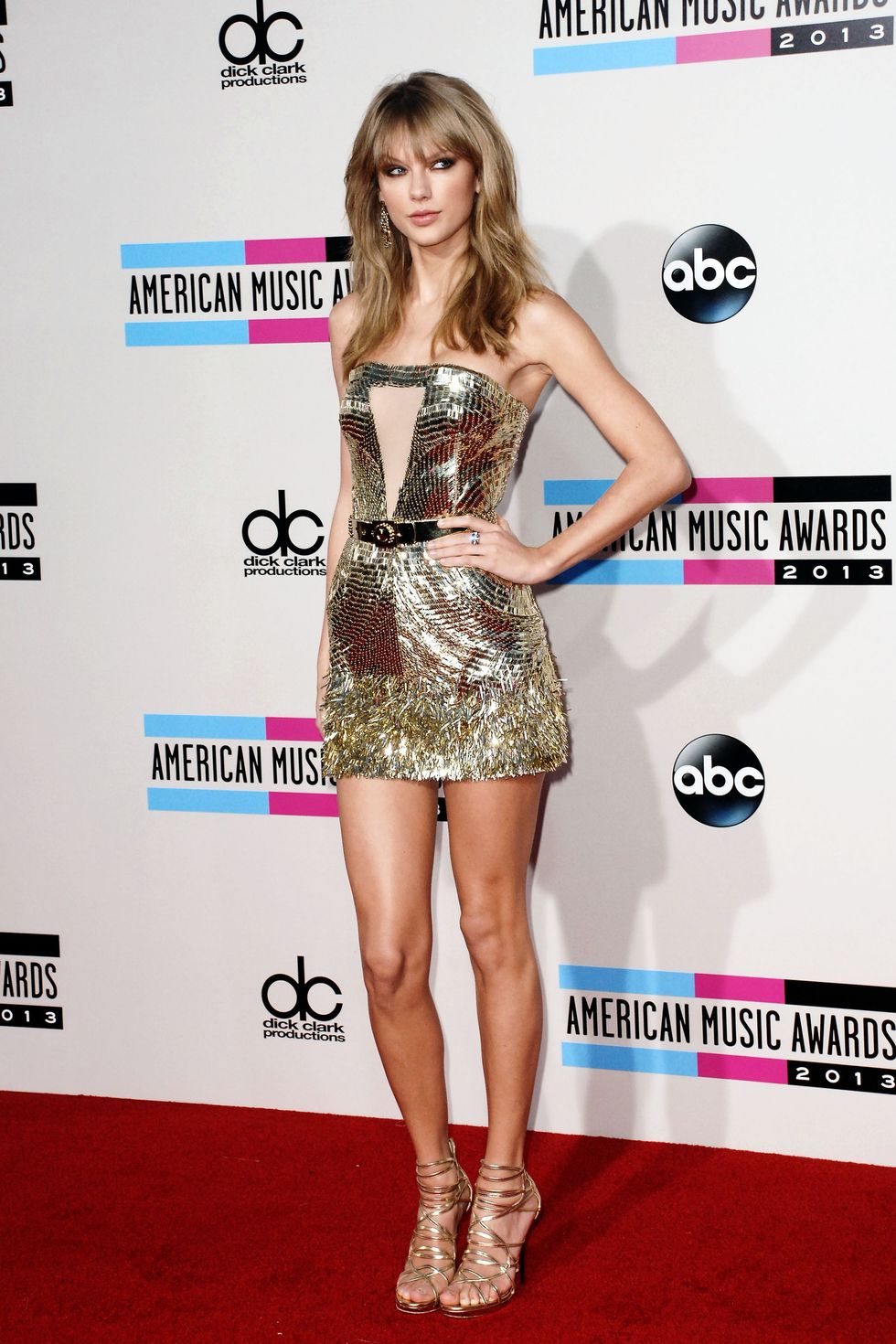 Rating the Fashion at the 2013 American Music Awards