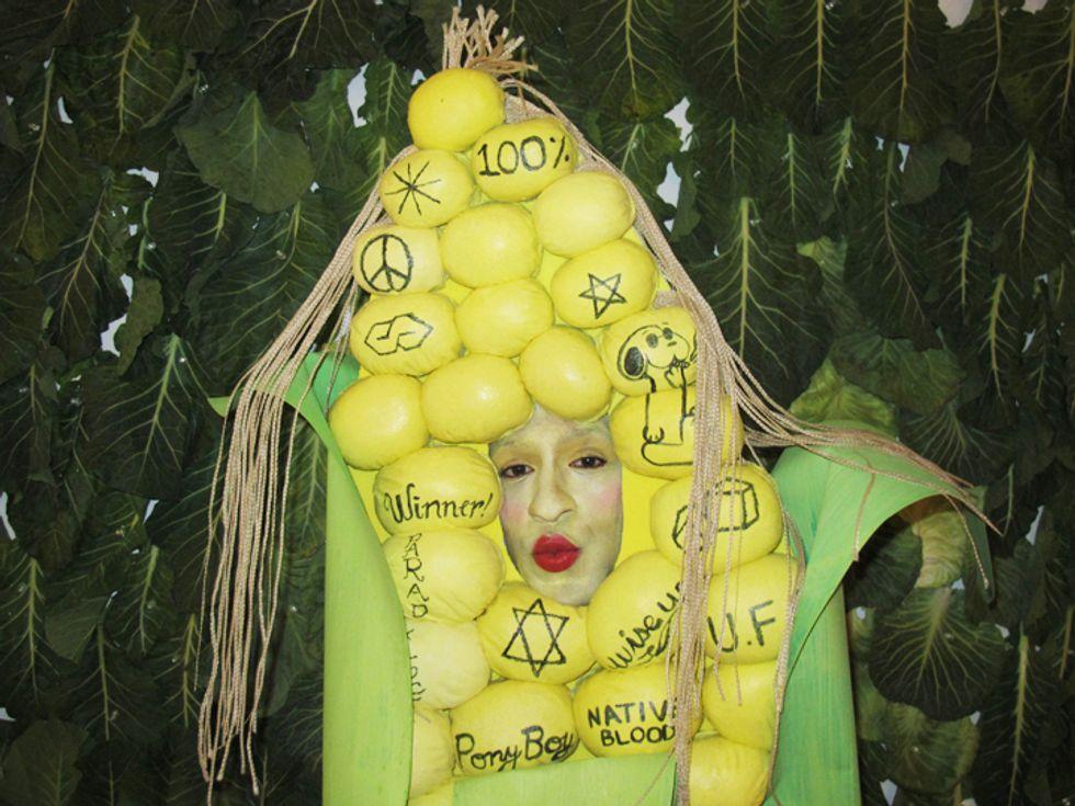 Jaimie Warren and Lee Heinemann Turn Some of Our Favorite Brooklyn Art Freaks Into Food