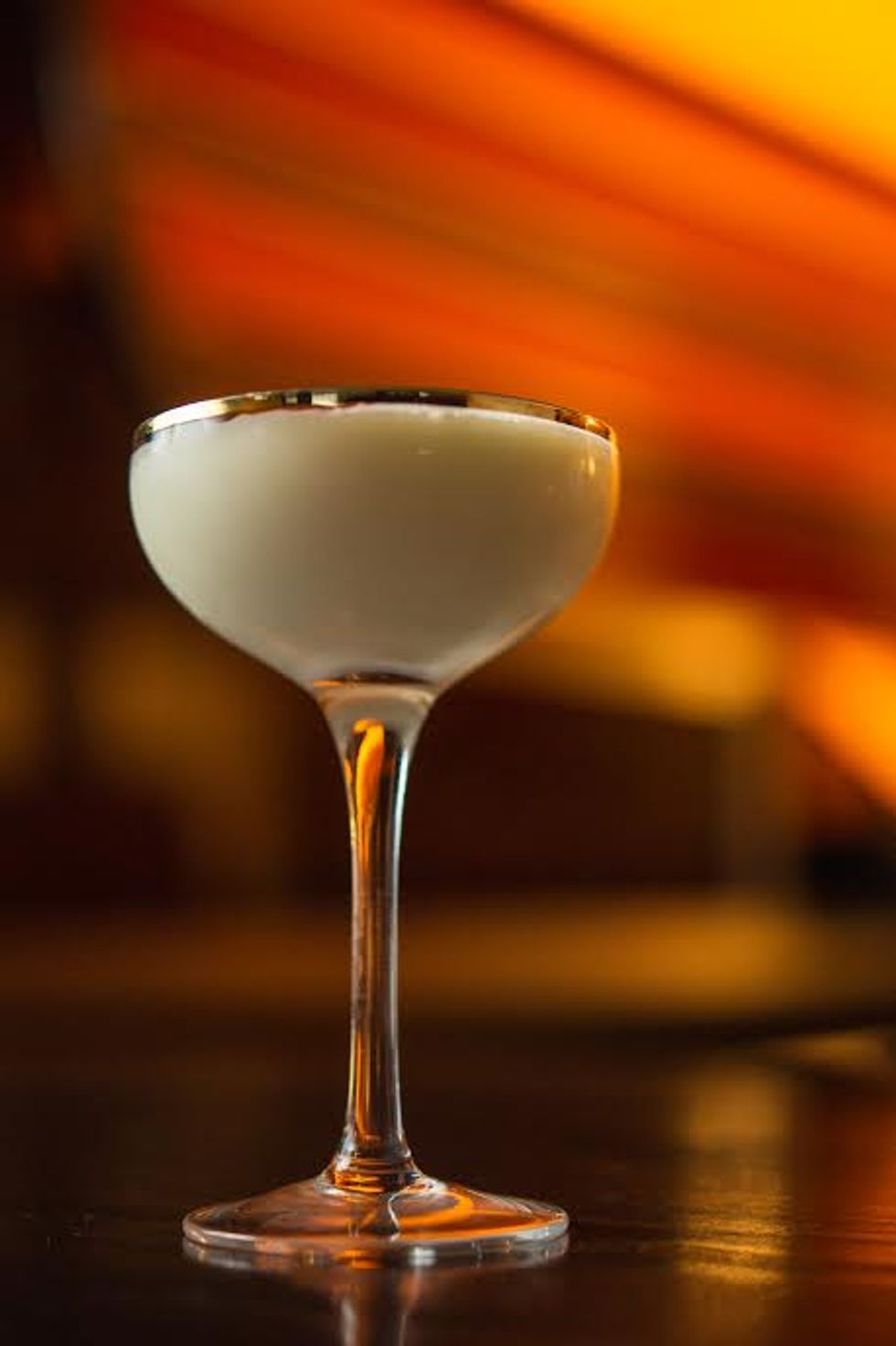 Cocktail of the Week: The Golden Cadillac at Golden Cadillac