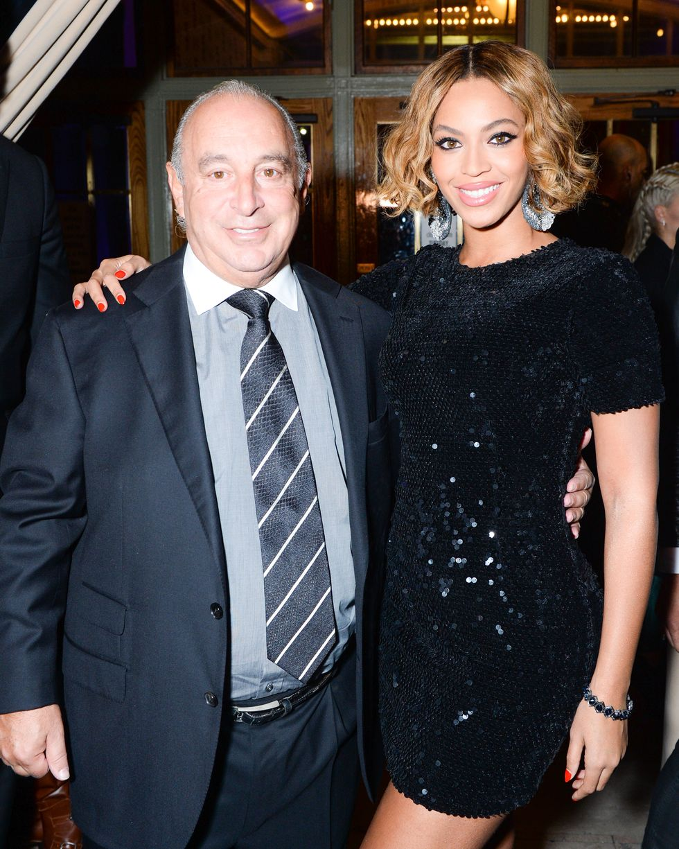 Beyonce, Ciara, Cara Delevingne + More Partied With TOPSHOP TOPMAN Last Night