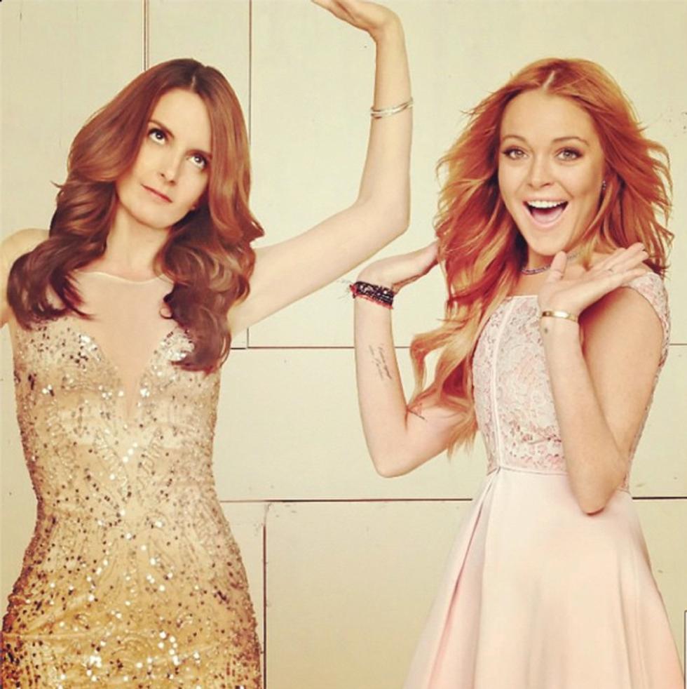 Lindsay Lohan Reveals Method Acting during Mean Girls