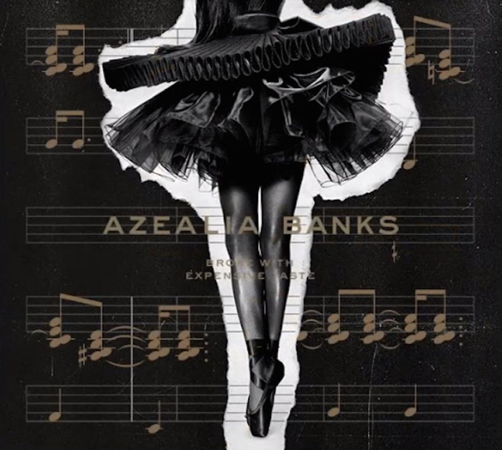 "Azealia Banks' Debut Album ""Broke With Expensive Taste"" is Finally Here"