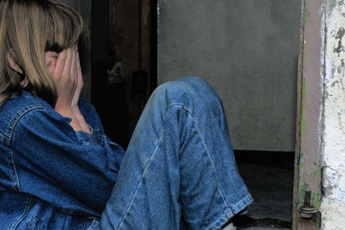 Three simple yet effective tools for helping a child through a panic attack
