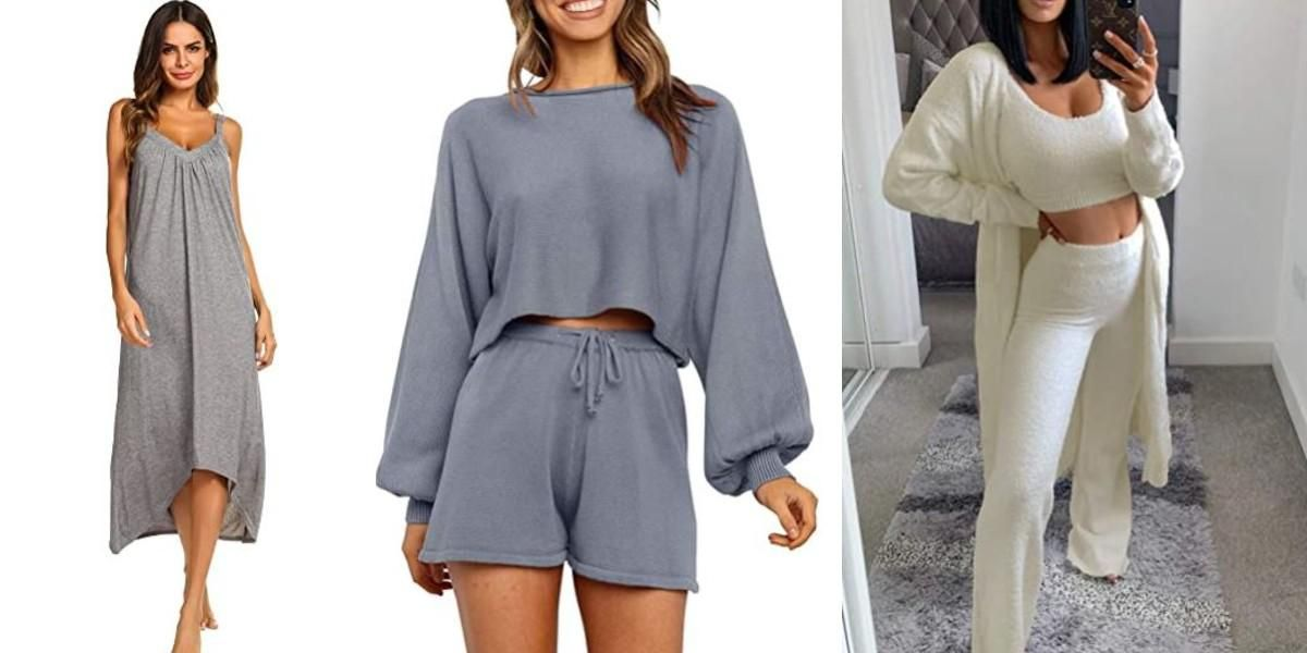 37 Loungewear Pieces That Look Surprisingly Polished