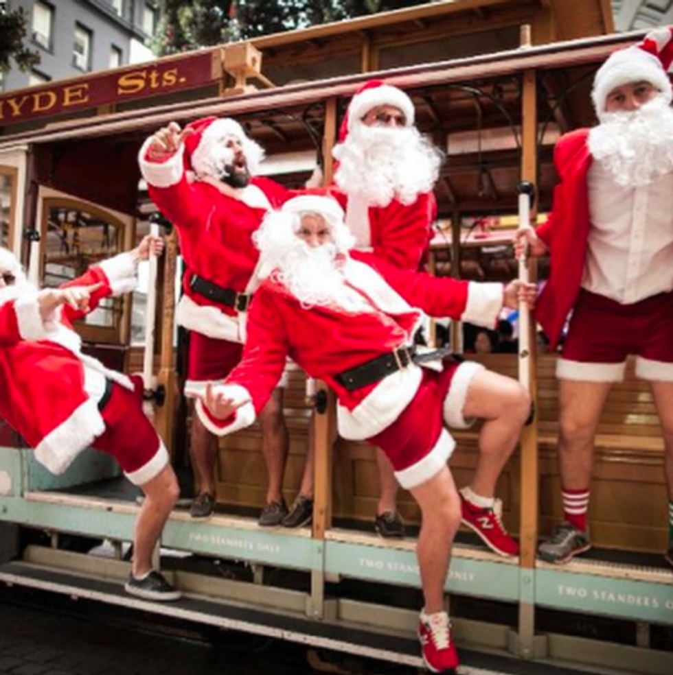 WTF Does It Mean That SantaCon Is Relocating to Bushwick This Year?