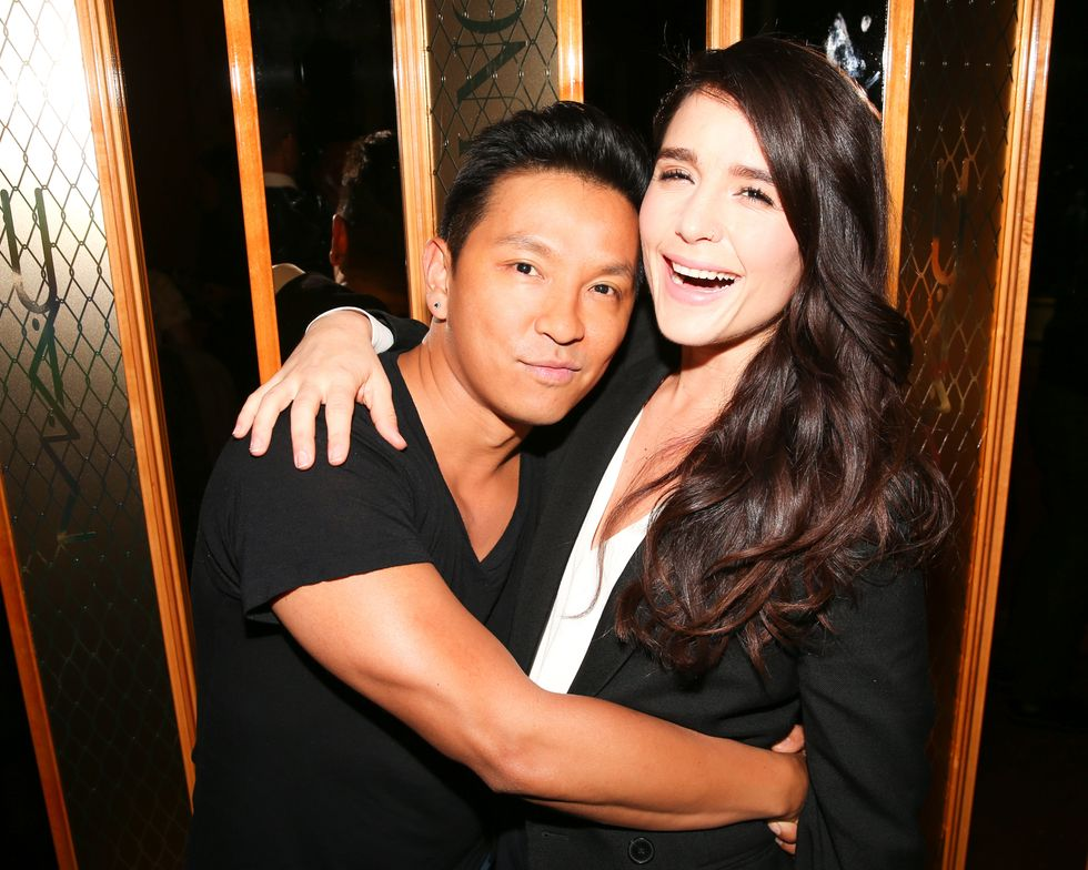 Jessie Ware, Dev Hynes, Gigi Hadid + More Party with MAC and Prabal Gurung