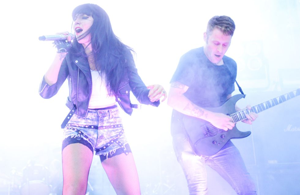 "Listen Tink and Sleigh Bells' Fiery Collab ""That Did It"""