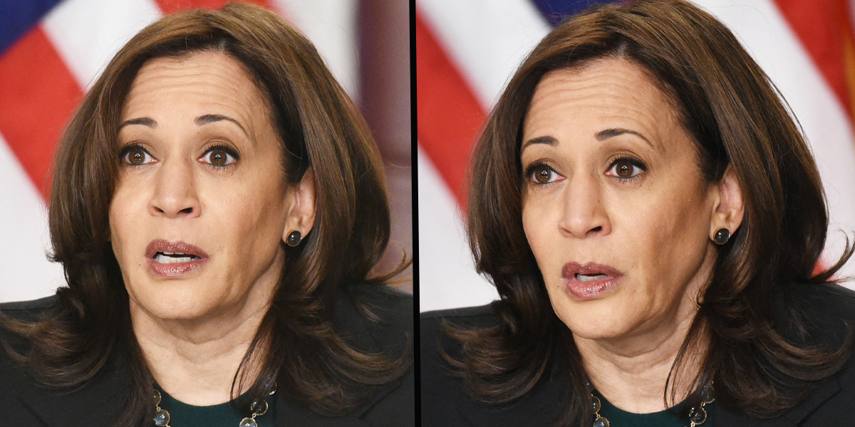 Man Arrested Outside Kamala Harris' Home, Who Cops Say Had Gun and Ammo