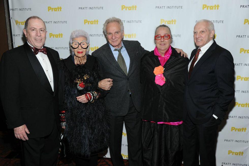 Scenes From Pratt Institute's 2014 Legends Gala