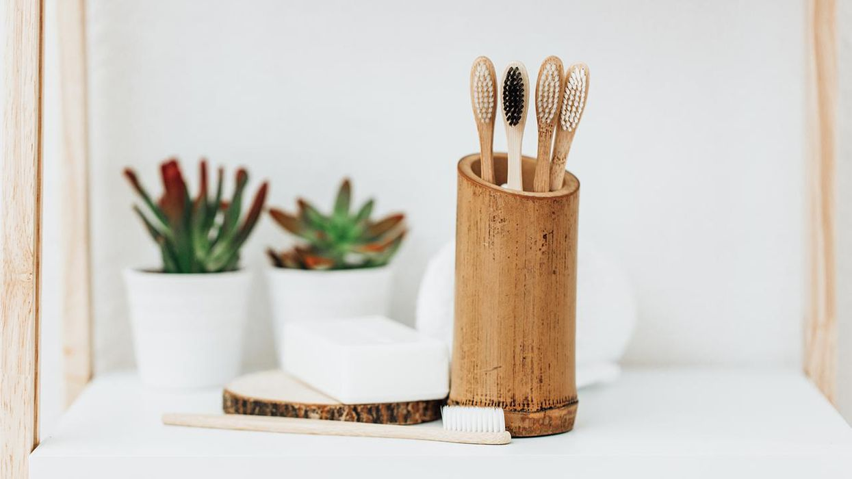 Eco-Friendly Bamboo Toothbrushes for Adults and Kids