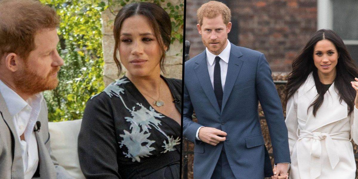 Meghan Markle and Prince Harry's Oprah Interview Received Nearly 5,000 Complaints