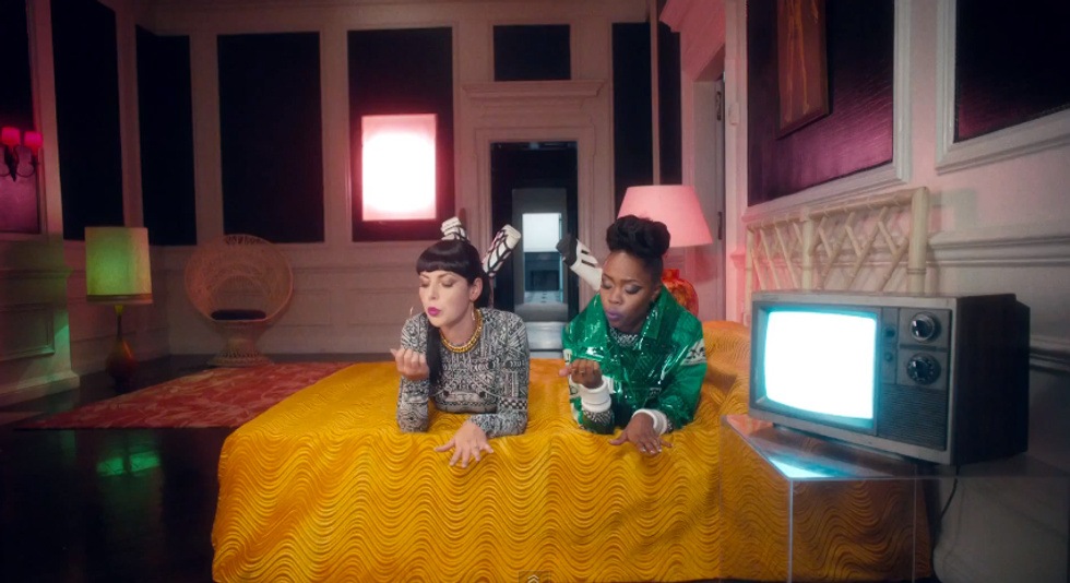 "Sleigh Bells and Tink Share a Vibrant Video for ""That Did It"""