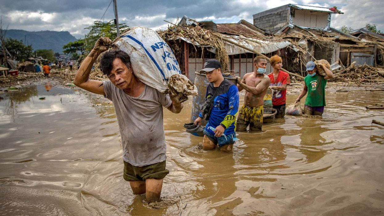 10 Million Climate Refugees in Past Six Months: Red Cross Calls for Urgent International Help