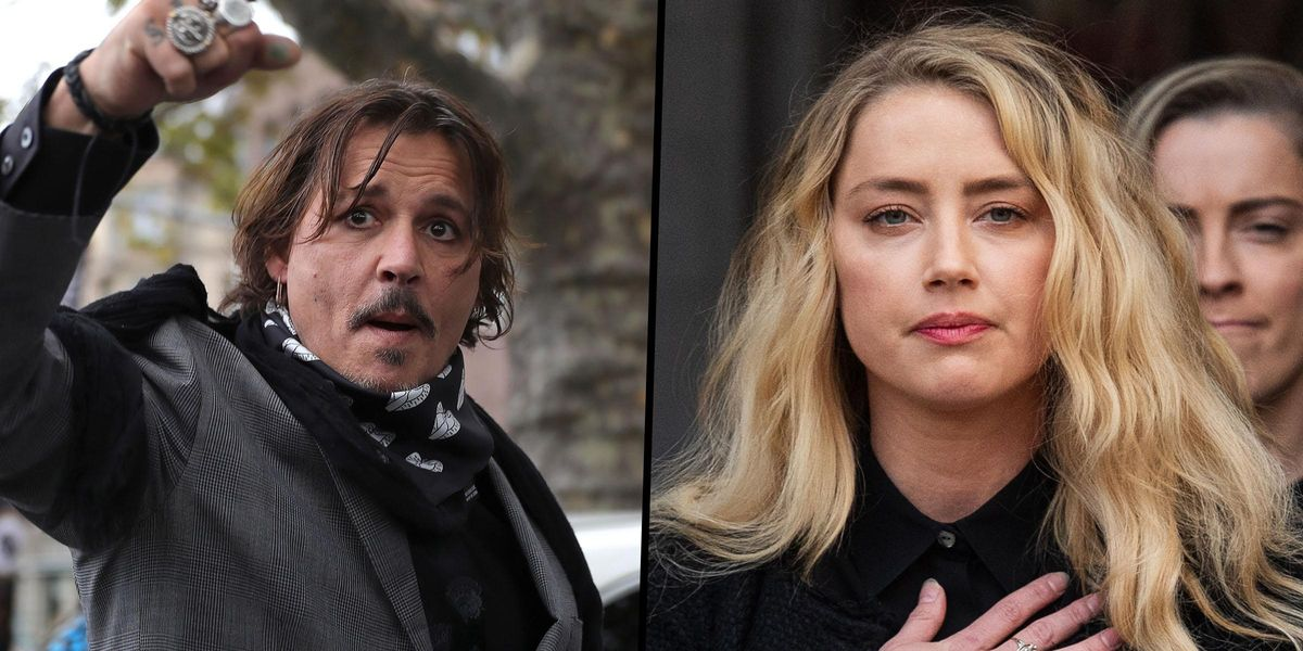 Johnny Depp Claims Amber Heard Kept $7M Divorce Settlement That She Promised To Give To Charity