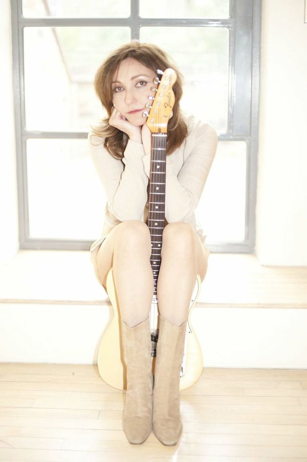 Viv Albertine on Surviving the Slits, Cancer and the Quiet Life