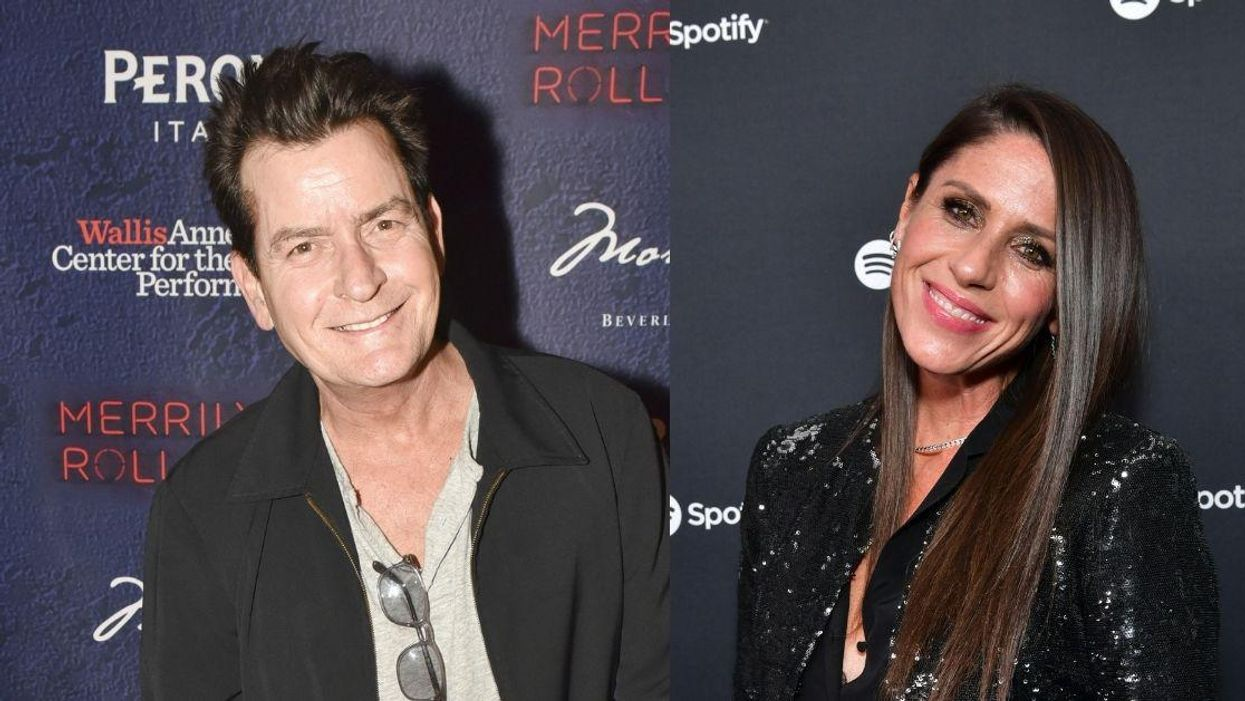 Charlie Sheen Responds After 'Punky Brewster' Star Says He Was Her First 'Consensual Sexual Experience' At 18