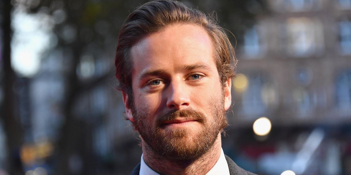 Armie Hammer Under Investigation By LAPD For Alleged Rape