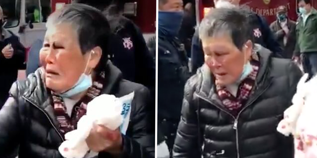 Asian Grandma Who Hospitalized Attacker Gets Nearly $600K in Donations