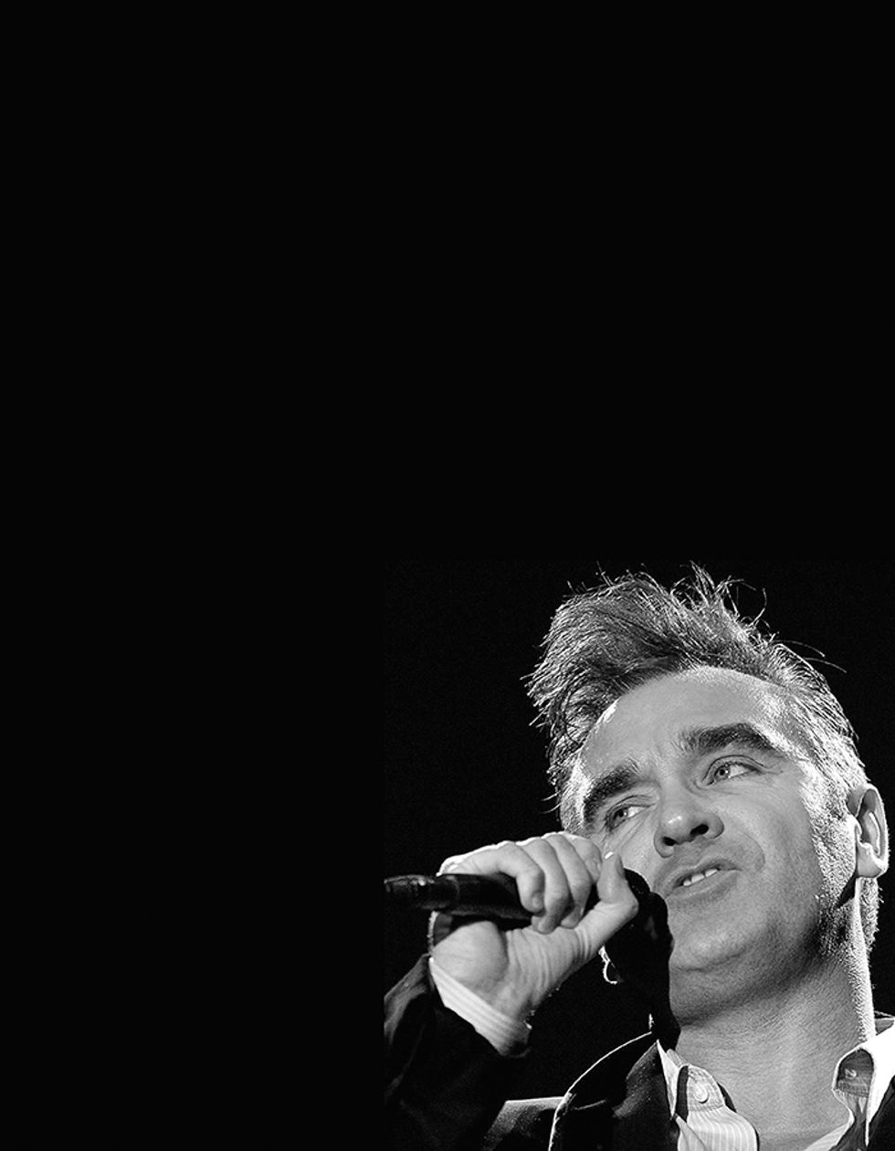 10 Things That Make Morrissey Happy