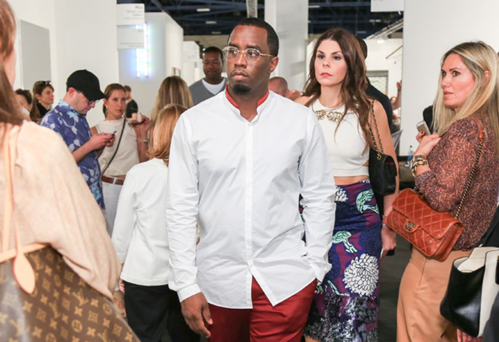 10 Other Awesome Things Diddy Could Have Said After Punching Drake
