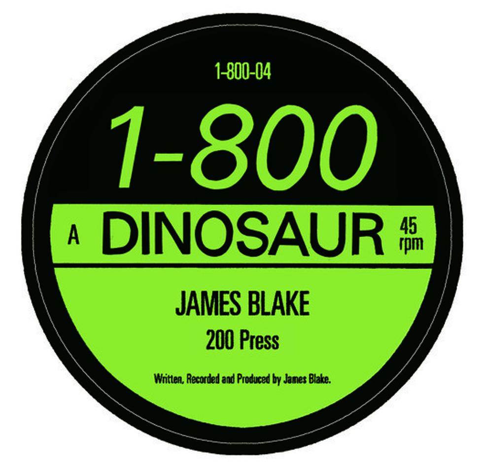 Stream Four New James Blake Tracks Off 200 Press