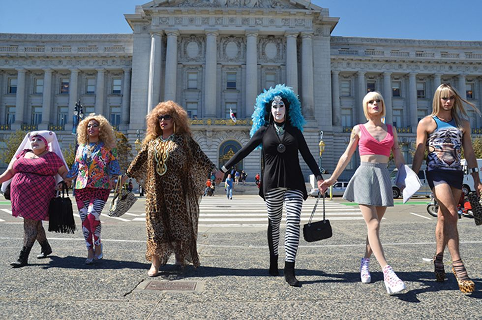 """Drag Stars, Facebook's """"Fake Name"""" Controversy and the Rise of Ello"""