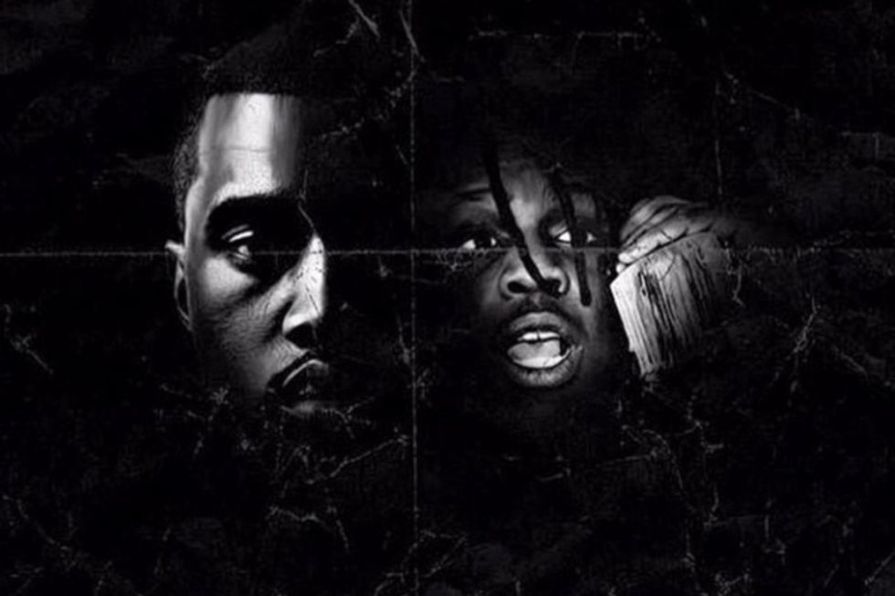"""Kanye West Teams Up With Chief Keef for """"Nobody"""""""