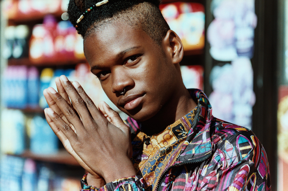 """Listen to Shamir's Jazzy New Track """"In the Kill"""""""